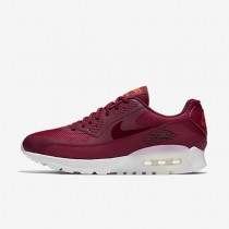 Nike Air Max 90 Ultra Noble Red/Summit White/Bright Crimson/Noble Red Womens Shoes
