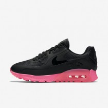 Nike Air Max 90 Ultra Black/Digital Pink/White/Black Womens Shoes