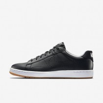 Nike Court Classic Ultra Leather Black/White/Black Womens Shoes
