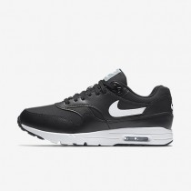 Nike Air Max 1 Ultra Essentials Black/Stealth/Pure Platinum/White Womens Shoes