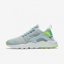 Nike Air Huarache Ultra Fibreglass/Gamma Blue/Summit White/Electric Green Womens Shoes