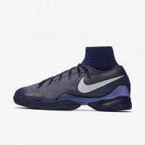 Nike Court Air Zoom Ultrafly Clay Loyal Blue/Racer Blue/Deep Royal Blue/White unisex Tennis Shoes