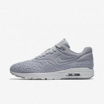 Nike Air Max 1 Ultra Plush Wolf Grey/Copa/Summit White/Wolf Grey Womens Shoes