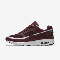 Nike Air Max BW Ultra Night Maroon/Summit White/Clear Jade/Night Maroon Womens Shoes