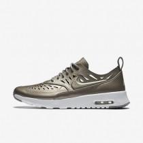 Nike Air Max Thea Joli Metallic Pewter/Dust/Off White/Metallic Pewter Womens Shoes