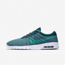 Nike SB Koston Max Midnight Turquoise/White/Clear Jade Mens Skateboarding Shoes