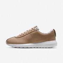 Nike Roshe Cortez NM Liberty Vachetta Tan/Volt/White Womens Shoes
