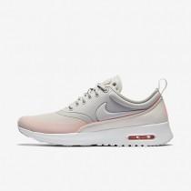 Nike Air Max Thea Ultra Light Iron Ore/Atomic Pink/Pearl Pink/Light Bone Womens Shoes