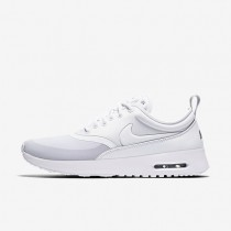 Nike Air Max Thea Ultra White/Metallic Silver/Wolf Grey/White Womens Shoes