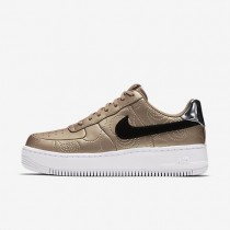 Nike Air Force 1 Upstep LOTC (Beijing) Blur/Black/Blur Womens Shoes