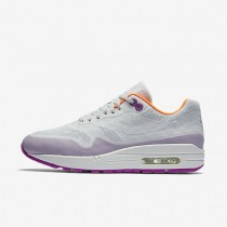 Nike Air Max 1 NS Off-White/Hyper Violet/Total Orange/Off-White Womens Shoes