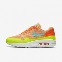 Nike Air Max 1 NS Peach Cream/Total Orange/Summit White/Hyper Turquoise Womens Shoes