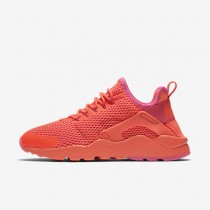Nike Air Huarache Ultra Breathe Total Crimson/Pink Blast/Total Crimson Womens Shoes