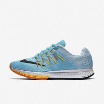 Nike Air Zoom Elite 8 Gamma Blue/Laser Orange/Vivid Orange/Black Womens Running Shoes