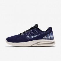 Nike LunarGlide 8 SP Loyal Blue/Dark Obsidian/Ivory/Multi-Colour Womens Running Shoes