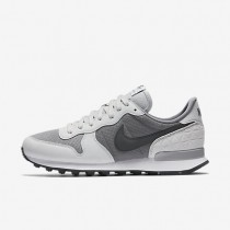 Nike Internationalist Premium Cool Grey/Pure Platinum/White/Anthracite Womens Shoes