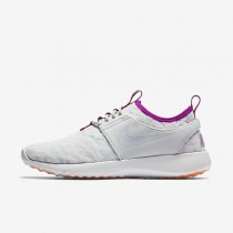 Nike Juvenate Premium Off-White/Night Silver/Total Orange/Hyper Violet Womens Shoes