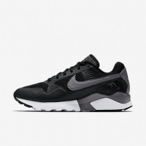 Nike Air Pegasus '92 Black/White/Dark Grey Womens Shoes