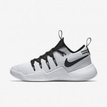 Nike Hypershift (Team) White/Black Womens Basketball Shoes