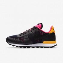 Nike Internationalist EM Black/Pink Blast/Laser Orange/Black Womens Shoes