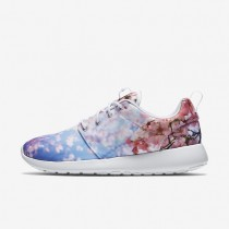 Nike Roshe One Cherry Blossom White/Pure Platinum Womens Shoes