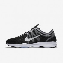 Nike Air Zoom Fit 2 Black/Dark Grey/Wolf Grey/White Womens Training Shoes
