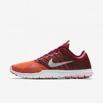 Nike Flex Adapt TR Bright Crimson/Noble Red/Pink Blast/Metallic Silver Womens Training Shoes