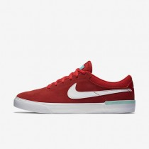 Nike SB Koston Hypervulc University Red/Clear Jade/White Mens Skateboarding Shoes