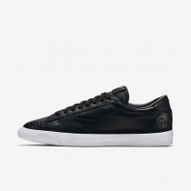 Nike Lab Air Zoom Tennis Classic x fragment Black/Black/White/Black Womens Shoes