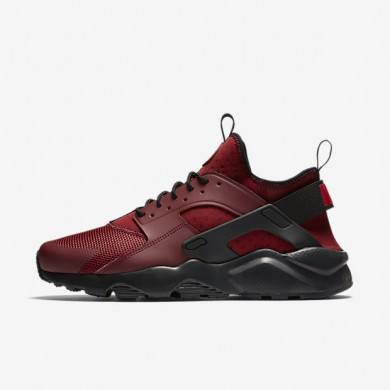 Nike Air Huarache Ultra Team Red/Gym Red/Black/Gym Red Mens Shoes