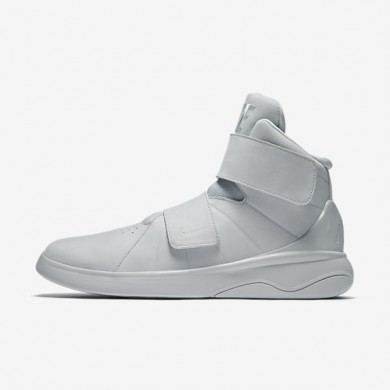 Nike Marxman Premium Pure Platinum/Pure Platinum/Pure Platinum Mens Shoes