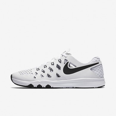 Nike Train Speed 4 White/Black Mens Training Shoes