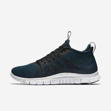 Nike F.C. Free Hypervenom 2 Midnight Turquoise Mens Shoes