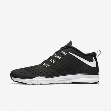 Nike Train Quick Black/Volt/White Mens Training Shoes