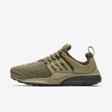 Nike Air Presto SE Neutral Olive/Black/White/Neutral Olive Mens Shoes