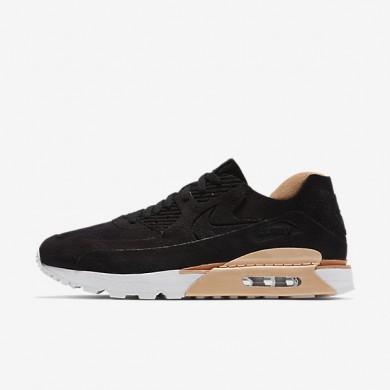 Nike Lab Air Max 90 Royal Black/Black/Vachetta Tan/White Mens Shoes