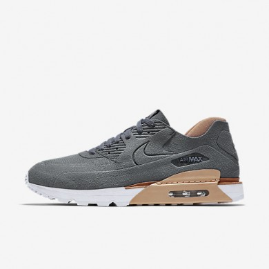 Nike Lab Air Max 90 Royal Cool Grey/Cool Grey/Vachetta Tan/White Mens Shoes