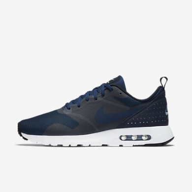 Nike Air Max Tavas Coastal Blue/Obsidian/White Mens Shoes