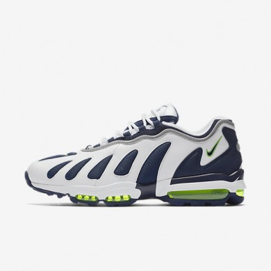 9bc764bf3e04 Nike Air Max 96 XX White Obsidian Scream Green Obsidian Mens Shoes ...