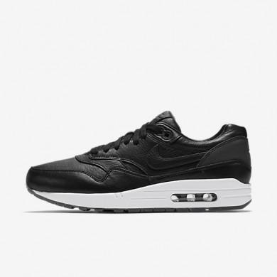 Nike Lab Air Max 1 Pinnacle Black/Black/Black/White Mens Shoes