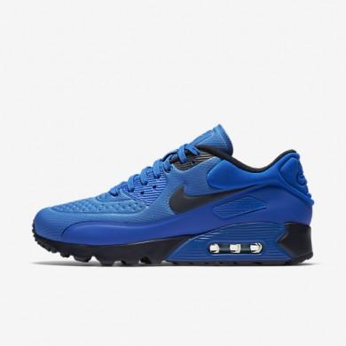 Nike Air Max 90 Ultra SE Hyper Cobalt/Hyper Cobalt/Blue/Dark Obsidian Mens Shoes