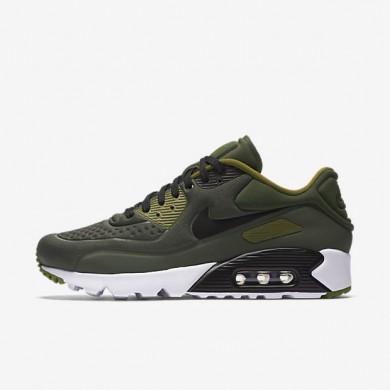 Nike Air Max 90 Ultra SE Cargo Khaki/Olive/White/Black Mens Shoes