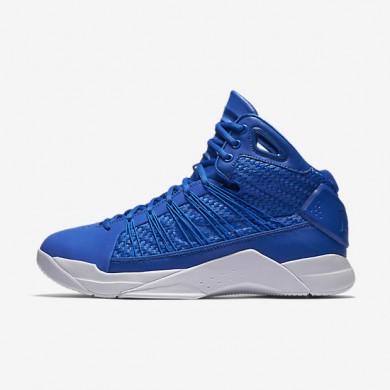 Nike Hyperdunk Lux Hyper Cobalt/White/Hyper Cobalt Mens Basketball Shoes