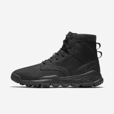 online retailer e0ca9 82590 Nike SFB 15cm approx. Leather Black Black Black Mens boot Shoes