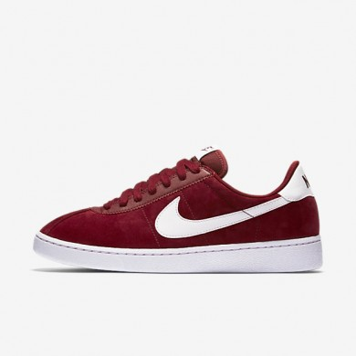 Nike Bruin Team Red/White Mens Shoes