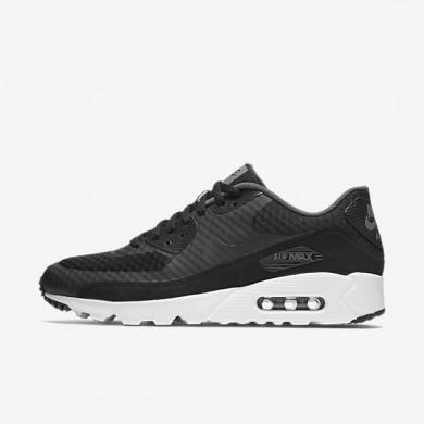 Nike Air Max 90 Ultra Essential Black/Dark Grey/White/Black Mens Shoes