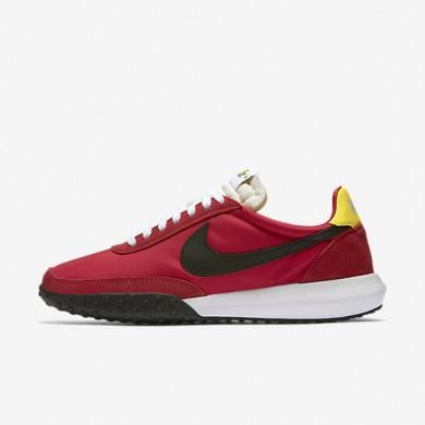 Nike Roshe Waffle Racer NM University Red/Tour Yellow/White/Black Mens Shoes