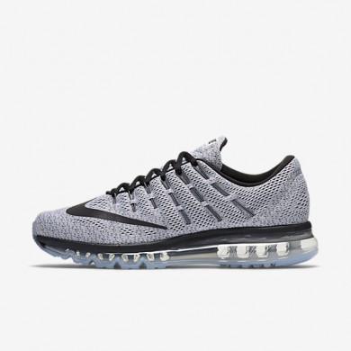 Nike Air Max 2016 White/Black Mens Running Shoes