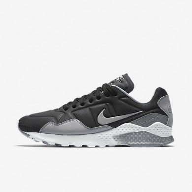 Nike Air Zoom Pegasus 92 Premium Black/Wolf Grey/Reflect Silver/Metallic Silver Mens Shoes