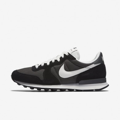 Nike Internationalist Deep Pewter/Black/Anthracite/Sail Mens Shoes